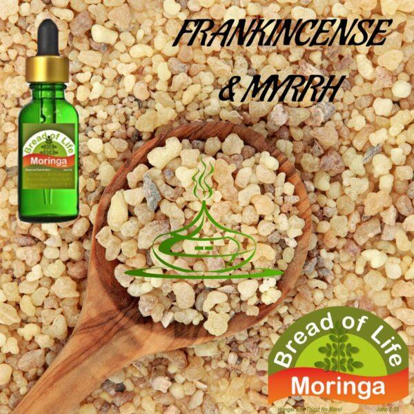 Frankincense and Myrrh Fragrance Oil