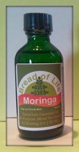 Bread of Life Moringa Samaritan Thieves Essential Oil Pic