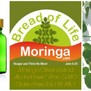 Bread of Life Moringa Leaf Liquid Extract