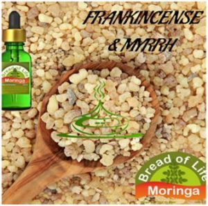frankincense & Myrrh Essential Oil